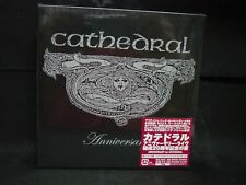 CATHEDRAL Anniversary JAPAN 2CD With The Dead Lucifer Napalm Death UK DOOM