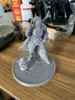Star Wars The Mandalorian  3D Printed Figure 4 inches