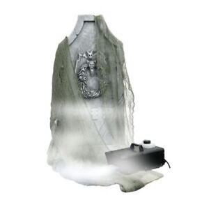 Fogger Ground Fog Machine Low Lying Smoke Halloween Haunted House Graveyard