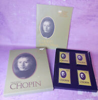 Frederic Chopin 1976 Time Life Great Men of Music Cassettes Missing 1 Set of 3