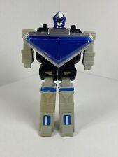New listing Power Rangers Zeo Super Megazord Blue Zord by Bandai Figure