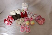 Lots of Baby Girl's Shoes - Size 2-3 - Socks, and Tights, Size 0-6 months