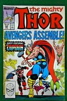 Thor #390, VF+ 8.5, Captain America Lifts Thor's Hammer
