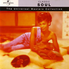 CD - Various - Classic Soul - #A1264
