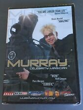 MURRAY Celebrity Magician Illusionist DVD America's Got Talent Show SEALED New