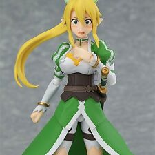 Japan Anime Sword Art Online SAO Figma 314 Leafa PVC Figure New In Box