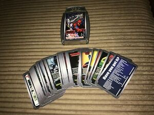 mint marvel max the story of their universe top trumps