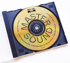 GOLD CD  ** PROMO ONLY **  CBS MASTERSOUND SAMPLER  Audiophile  24kt  Remastered
