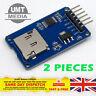 2 X Micro SD TF Memory Card Reader Module SPI interface Arduino Raspberry PI