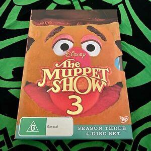 The Muppet Show DVD - Season Three