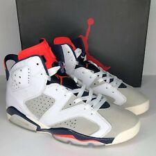 "Air Jordan Retro 6 ""Tinker"" Size 10.5 Infrared Carmine"