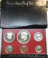 1975 United States Mint Proof Set in Original Box
