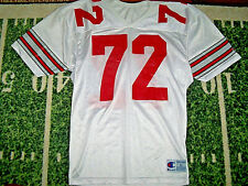 VTG 1990s Champion Ohio State Buckeyes Football Jersey Team Issued For Game Use?