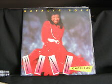 "Natalie Cole. Pink Cadillac. 45 rpm 12"" (inch) Single. 1988. Made In Australia"