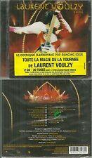 RARE / LAURENT VOULZY : EN CONCERT LIVE A PARIS OLYMPIA ( 2 CD - NEUF EMBALLE )