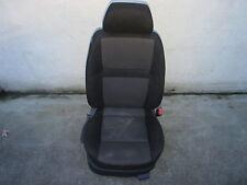 Beifahrersitz VW Golf 4 Bora Sitz Ausstattung schwarz / grau Stoff