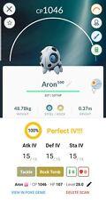 Pokemon Go Mystery 100% IV catching service
