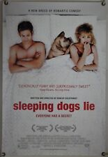 SLEEPING DOGS LIE DS ROLLED ORIG 1SH MOVIE POSTER BOBCAT GOLDTHWAIT COMEDY 2006