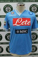 maglia calcio NAPOLI INSIGNE TG S shirt maillot camiseta trikot