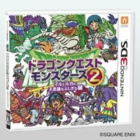 USED 3DS Dragon Quest Monsters 2-yl and Luca strange strange key 08310 JP IMPORT
