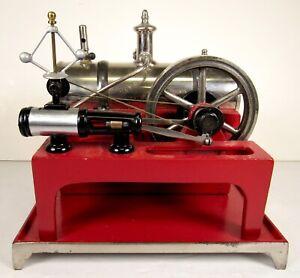 Vintage WEEDEN TOY MODEL STEAM ENGINE CAST IRON