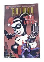 The Batman Adventures Mad Love 1994 Prestige DC TPB Joker / Harley! 3rd Printing