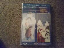 the snowman,father Christmas dvd new and sealed freepost