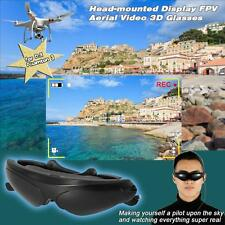 Head-mounted Display FPV Aerial Video 3D Glasses for DJI Phantom3 RC Latest M9O4