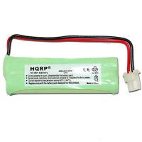 HQRP Cordless Phone Battery for Vtech BT183482 BT283482 DS6401 DS6421 DS6422
