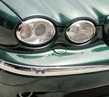 JAGUAR x type chrome phare entoure trim