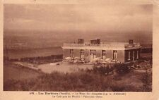 LES HERBIERS 691 le mont des alouettes le café pris du moulin panorama ouest
