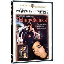 Johnny Belinda(DVD-R, 2013)JANE WYMAN LEW AYRES CHARLES BICKFORD AGNES MOOREHEAD