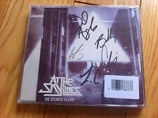 At The Skylines - The Secrets To Life Signed Cd Sealed