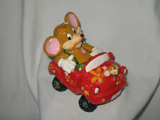 Mouse In Car Bank The Mirella Collection