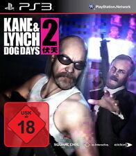 PS3 / Sony Playstation 3 Spiel - Kane & Lynch 2: Dog Days (mit OVP)(USK18)