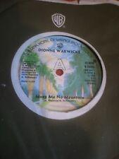 "Dionne Warwicke-'a' ""Move Me No Mountain"" 'b' ""We'll Burn Our Bridges"" K16595"