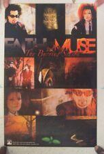 Faith And The Muse Poster Burning Season Christian Death Mint