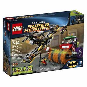 Lego 76013 Batman: The Joker Steamroller, new/sealed