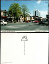 Wheatfields Hospice Postcard Leeds, Headingley Otley Rd & Shaw Lane.