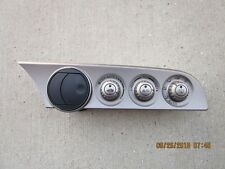 02 - 06 ACURA RSX 2D COUPE A/C HEATER CLIMATE TEMPERATURE CONTROL SILVER