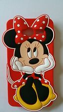 UK-SILICONE CASE T MINNIE RED for ZTE BLADE L3