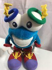 "IZZY Whatizit Plush 1996 Atlanta Olympic Mascot 15""  Stuffed Animal"