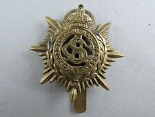 Military Cap Badge Army Service Corps 1901-19 Pattern British Army