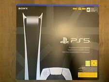 Sony PlayStation 5 Digital Edition - NEU & VERSIEGELT OVP MIT RECHNUNG NEUE REV.