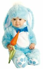 Child Handsome Lil Wabbit Blue Bunny Baby Costume