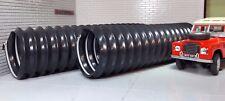 Negro Oem Radiador Desempañado Tubo Válvula Conector Mangueras 347745