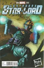 Legendary Star-Lord #4  Hasbro Variant