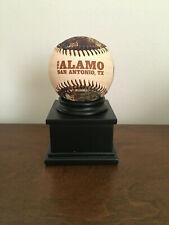 THE ALAMO - SAN ANTONIO, TEXAS SOUVENIR BASEBALL (HOMETEAM)