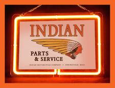 Indian (Pattern 1) Hub Bar Display Advertising Neon Sign