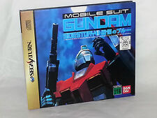 Kidou Senshi Gundam Gaiden I Senritsu no Blue USATO SEGA SATURN JAP VBCJ 53078